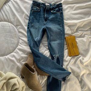 Zara vintage fit jeans/denim
